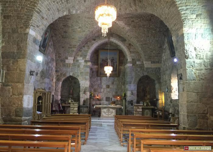 Saints Sarkis and Bakhos church